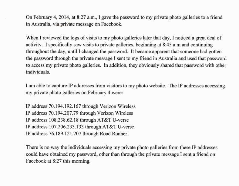 facebook stolen password
