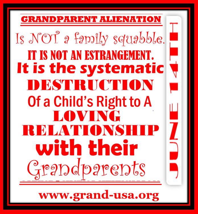 Grandparent alienation 2